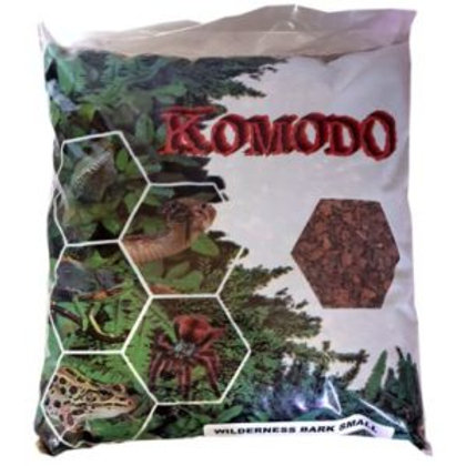 Komodo Wilderness Bark Nuggets Small - 1kg