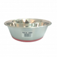 Heavy Dish with Rubber Base - Large