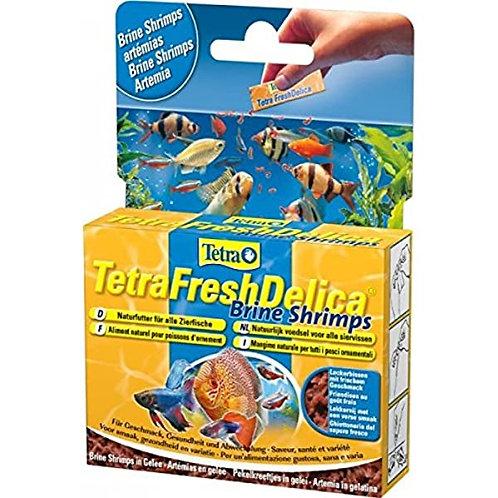 Tetra Fresh Delica Brine shrimp - 16 x 3g