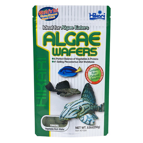 Hikari Tropical Algae Wafers - 250g