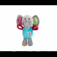 Gigwi Flush Friendz Dog Toy Elephant
