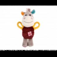 Gigwi Flush Friendz Dog Toy Donkey