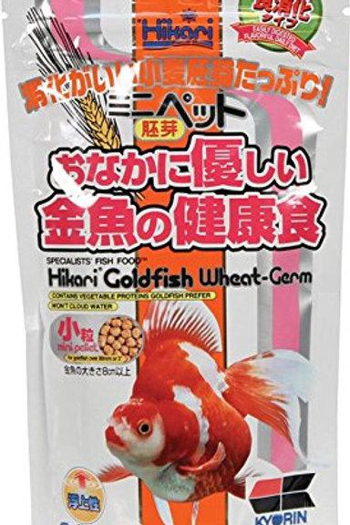 Hikari Goldfish Wheat Germ Mini - 100g