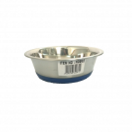 Heavy Dish with Rubber Base - Small