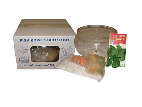 Akwa Fish Bowl Starter Kit - Medium
