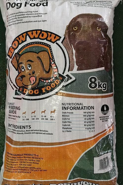 Bow Wow Dog Food - 8kg