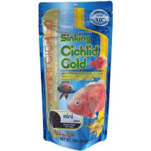 Hikari Sinking Cichlid Gold Mini - 342g