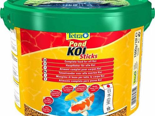 Tetra Pond Koi Sticks - 10l
