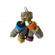 Bird Toy Octopus