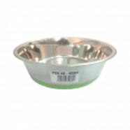 Heavy Dish with Rubber Base - Medium