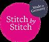 Logo Stitch by Stitch