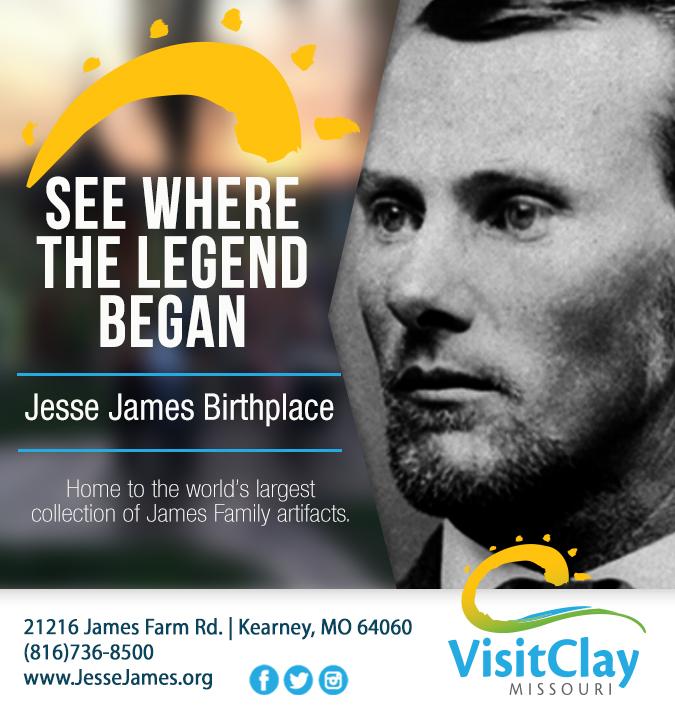 2018 James Visit KC Guide