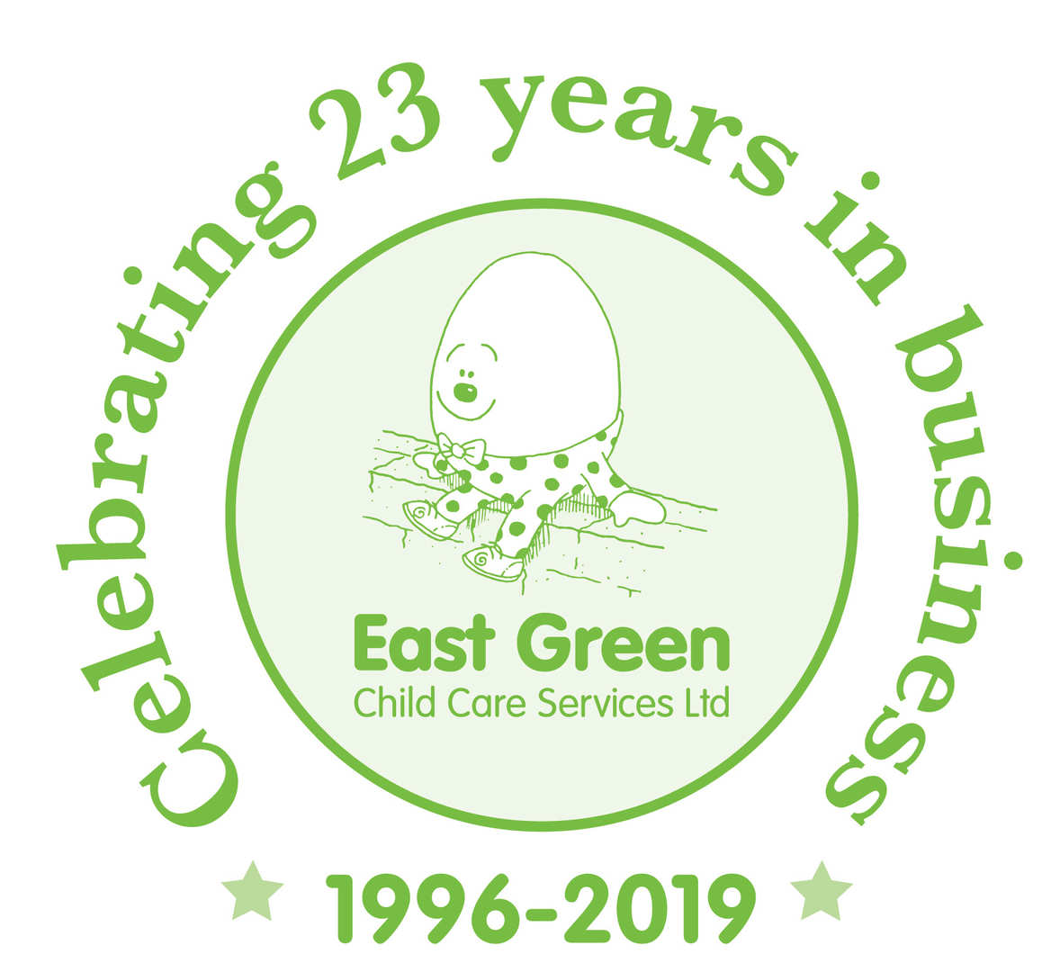 Eastgreen 23 years logo.jpg