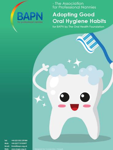 Adopting Good Oral Hygiene Habits