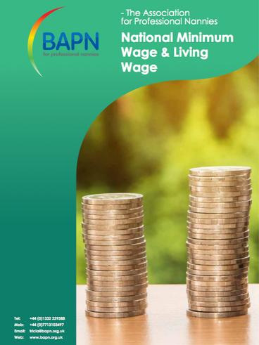 Minimum Wage & Living Wage