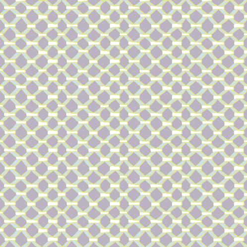 Leaded Window - lavender