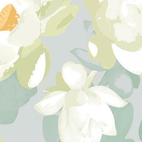 Lotus Blooms - dove