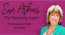 Sue Atkins Parenting Club Online for Nannies