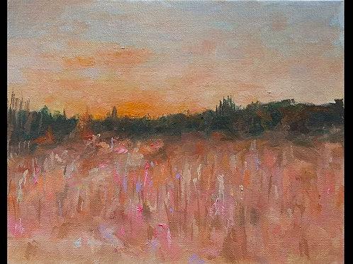 Wheat Field Print