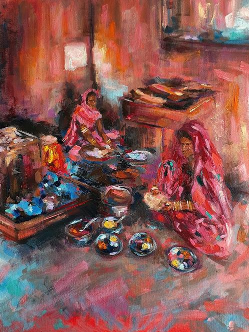Village Kitchen II