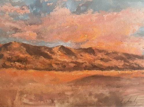 Orange Mountains