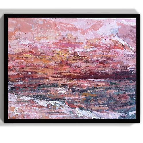 Pink Seascape