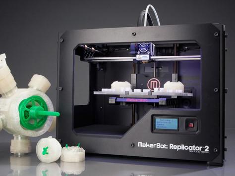 3D Printing Lab Visit