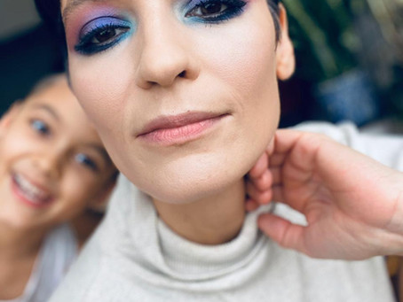 Vanessa Rozan em: Ode às cores