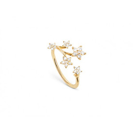 Shooting Star Ring Ole Lynggaard