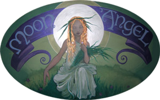 Moon Angel Logo