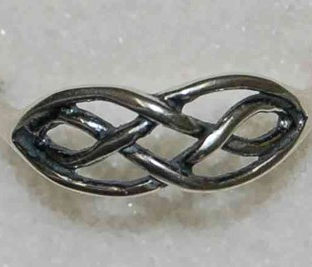 Plain Celtic Ring