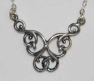 Plain Victorian Necklace