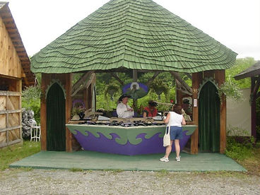 NYRF booth