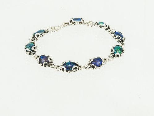 Greek Link Bracelet