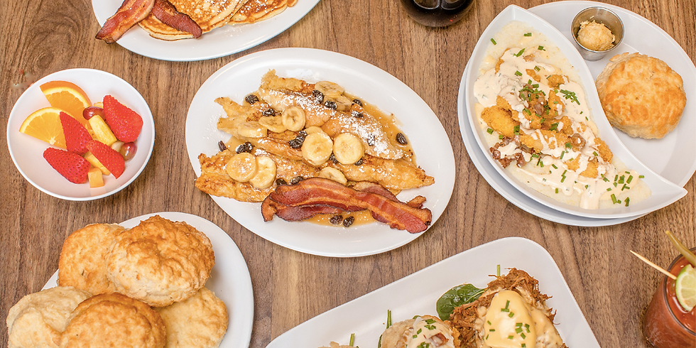 Brunch with Us!