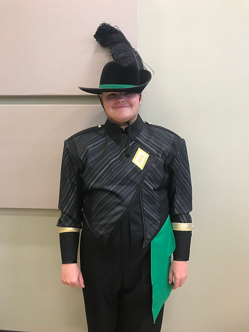 New Member (Fresh & Soph) Marching Band Uniform with additional show shirt