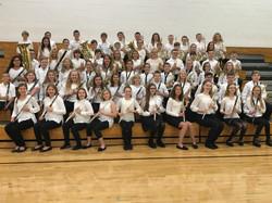 6th grade band picture