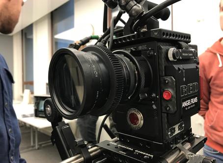Elokuvatuotannon kamerakalusto tutuksi