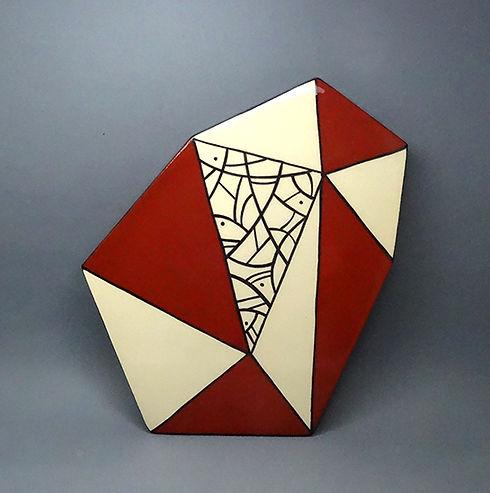carreau ceramique design contemporain objet deco artisanal