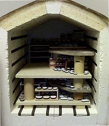 four de cuisson pour faience céramique atelier créateur pili-pok
