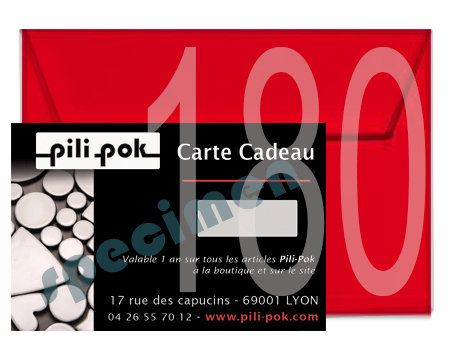 carte cadeau vente en ligne bijoux ceramiques pilipok lyon