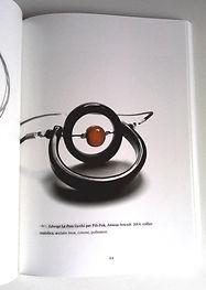 bijou en ceramique noire creation pili-pok Lyon