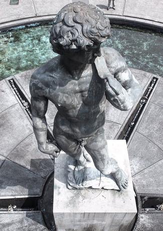 Escultura fuente