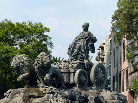 La Colonia Roma. Un espacio lleno de historias e ispiración