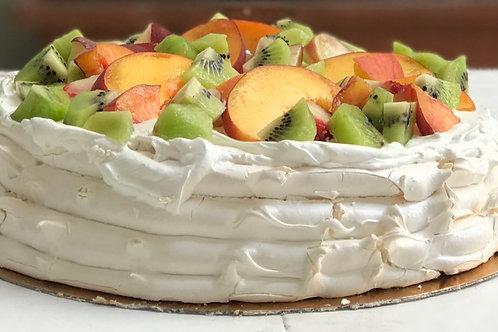Pavlova aux Fruits de Saison (8/10 pers.)