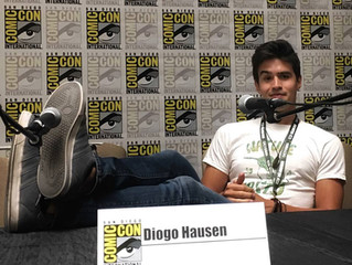 SDCC 2018 - WASP MEN FROM MARS PANEL!