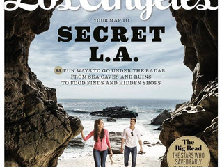 LA Magazine Cover!