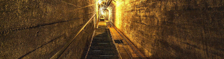 Metro del Sasso - Stollen Bahn