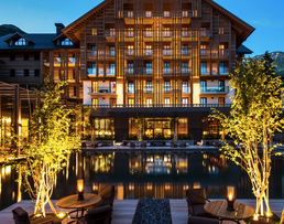 "Sasso Angebot unseres Partners ""The Chedi"" in Andermatt"
