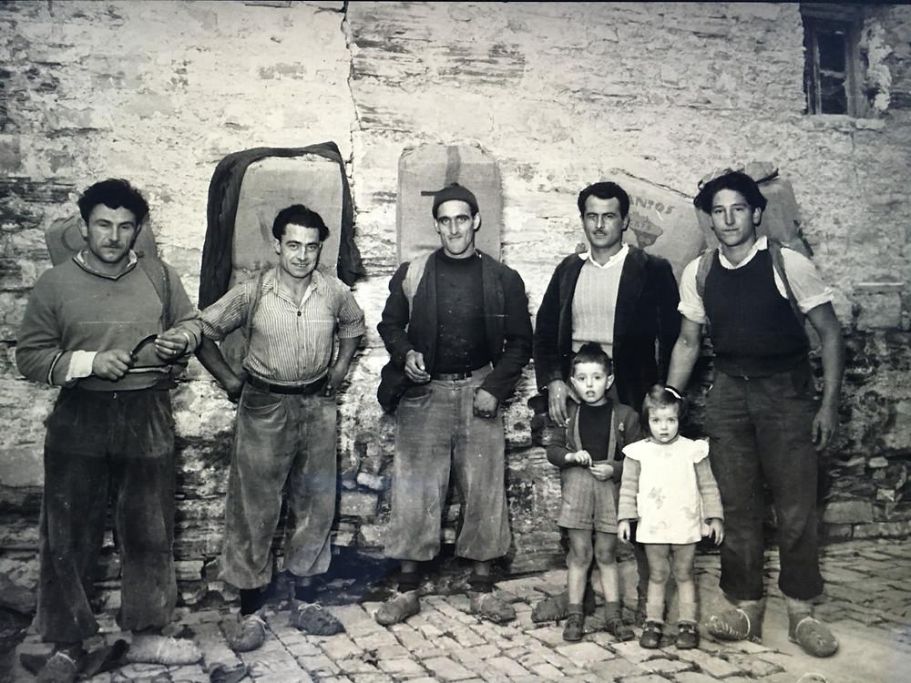 Die Bedeutung des Tessins im 2. Weltkrieg - Sasso San Gottardo